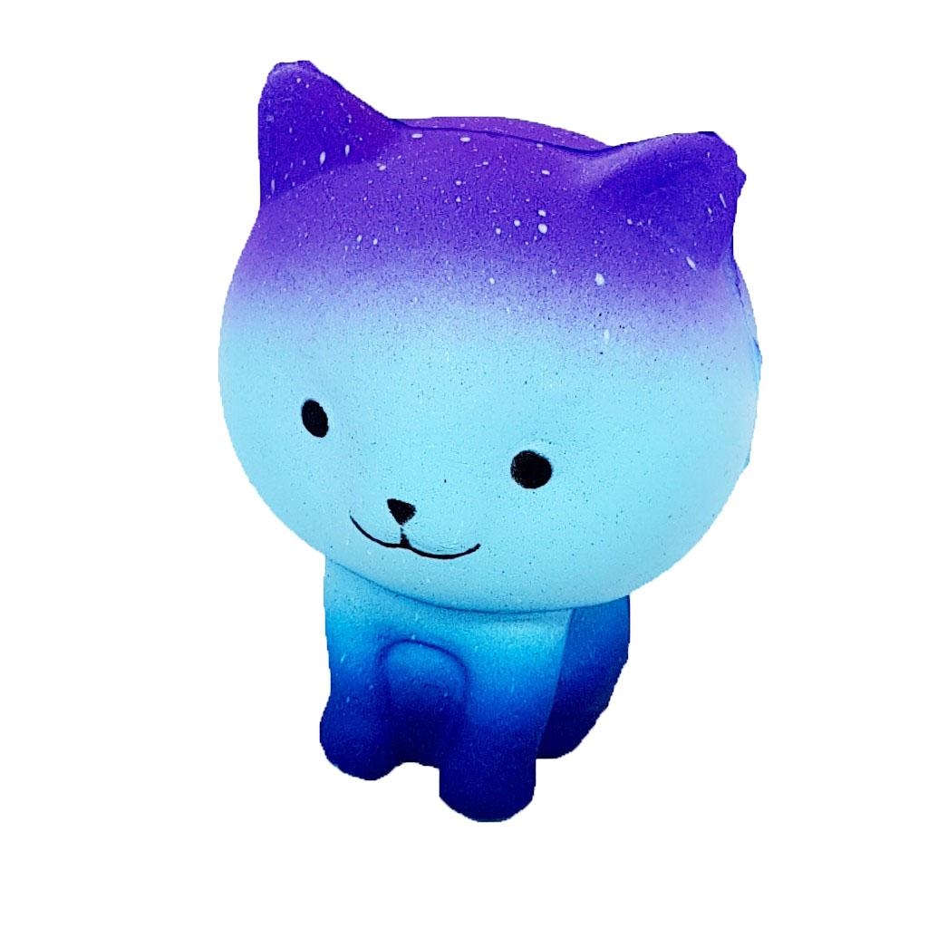 ... Squishy Kucing Galaxy 8cm S215 Mainan Anak - 3 ...