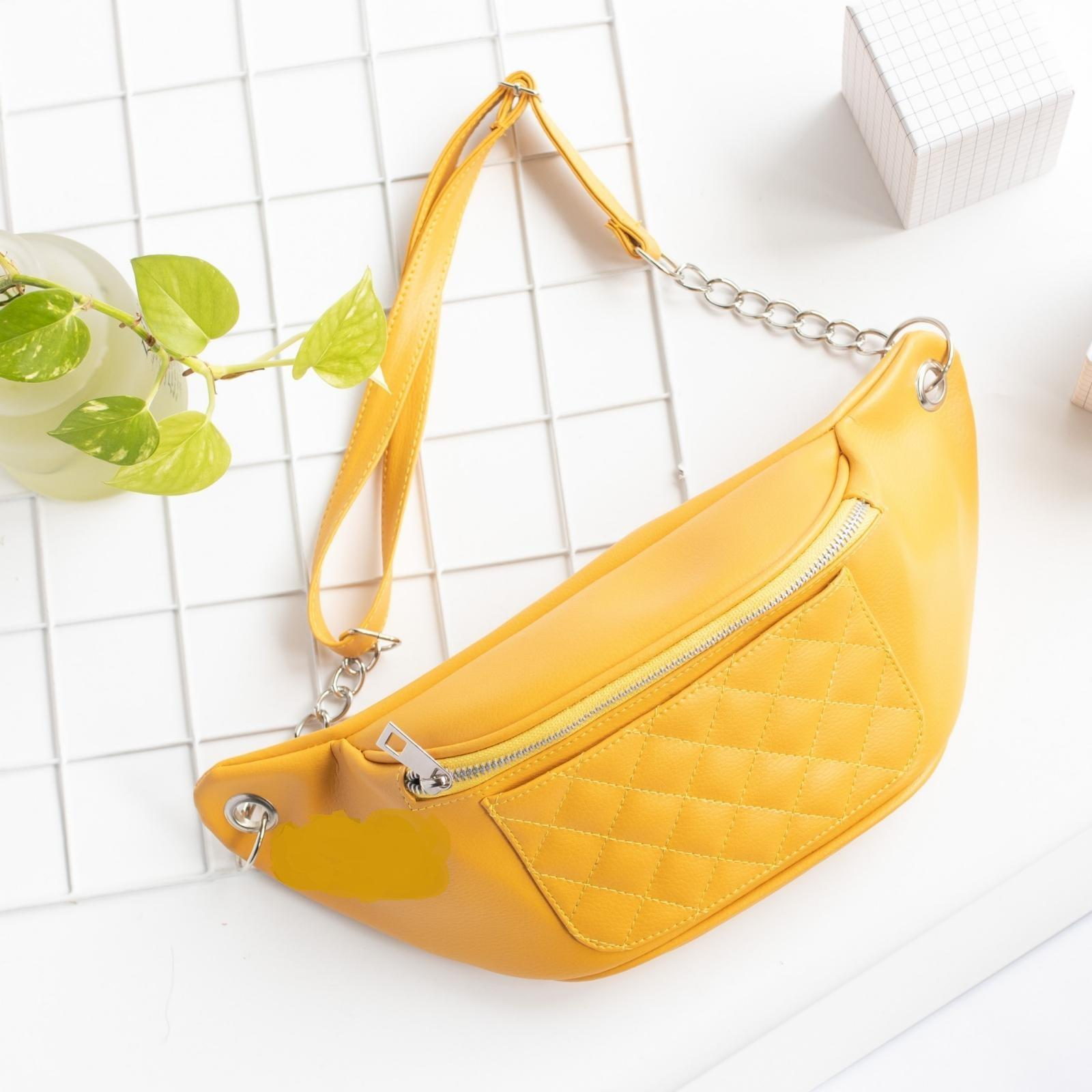 Lucky Tas Waistbag Nagita Yellow