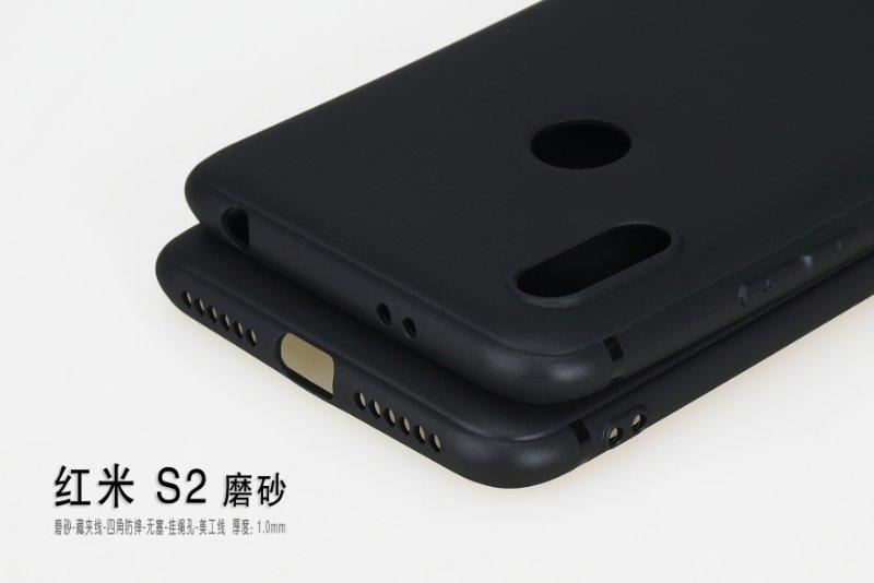 ... Xiaomi Redmi S2 - TAM Casing Original UltraSlim Premium Shockproof Hybrid Full Cover Series - 4 ...