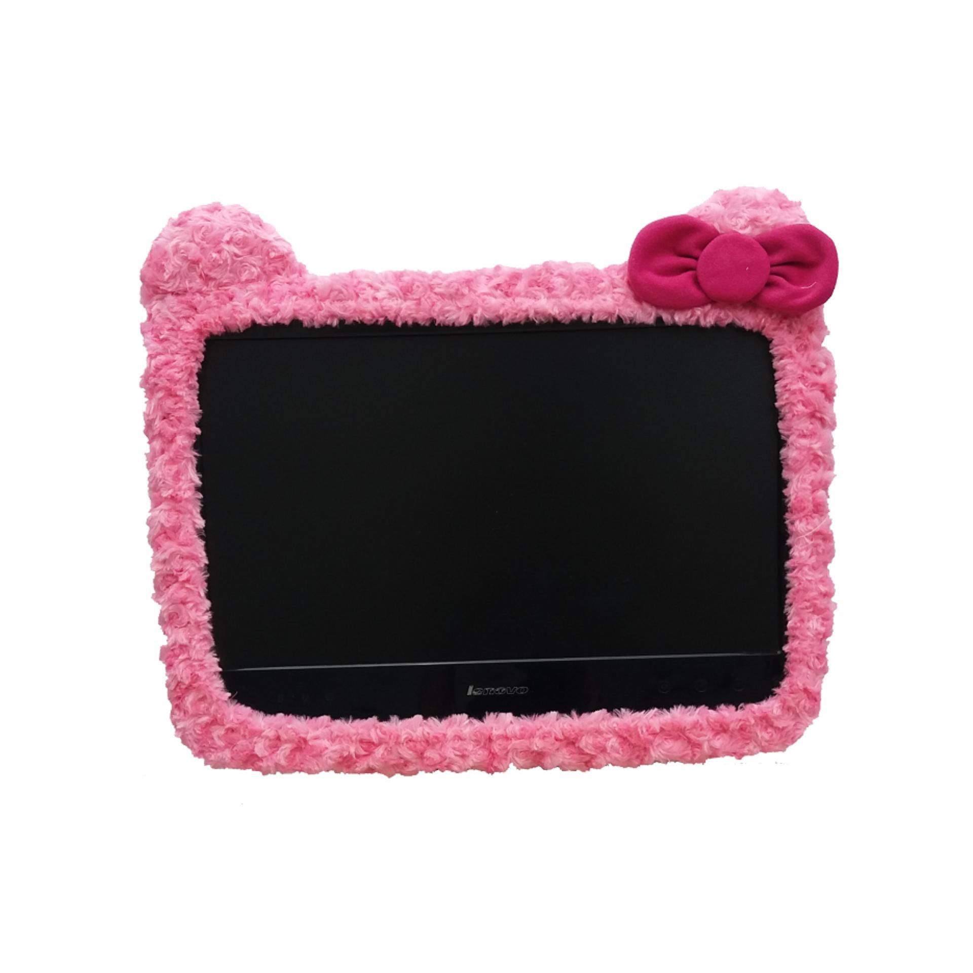 Hello Kitty Karakter 32 Inch Pita Bando TV LCD