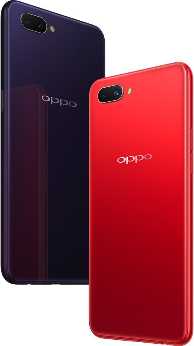 OPPO A3S 2GB / 16GB PURPLE GARANSI RESMI 1 TAHUN