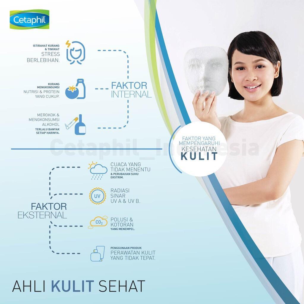 Kehebatan Cetaphil Gentle Skin Cleanser 250 Ml Pembersih Wajah Sabun 250ml Cuci Muka Face Wash 125 2