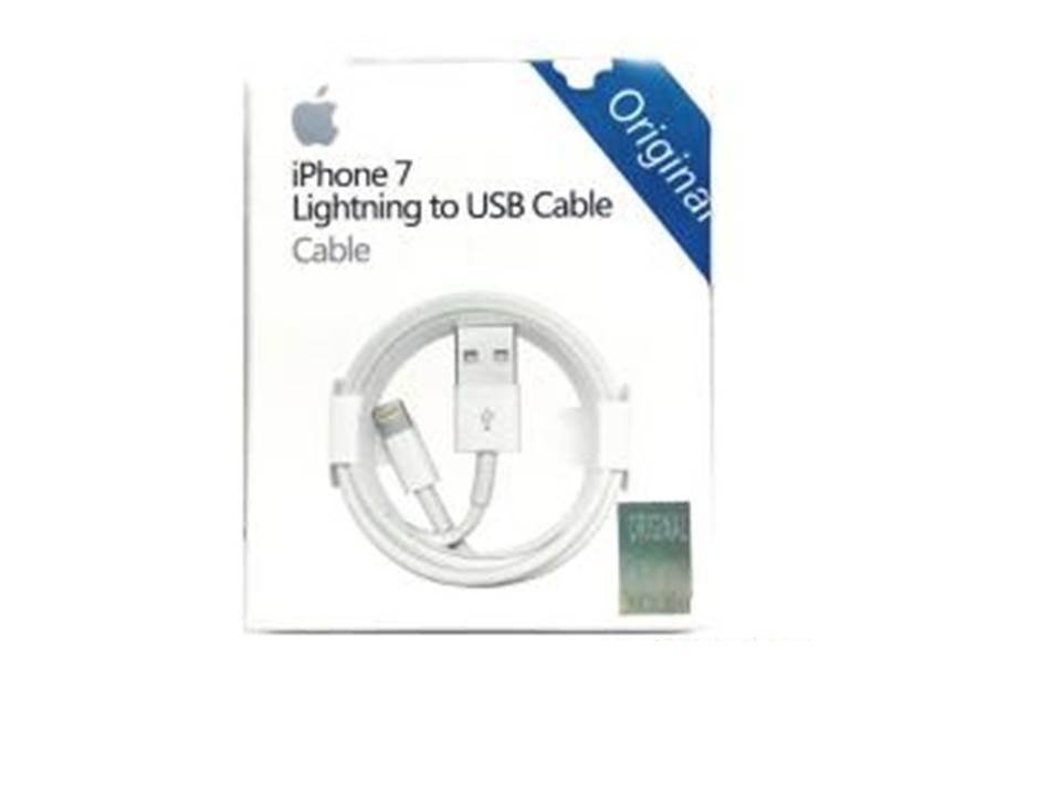Kabel Charger/Data Lightning iPhone 5 / 5G / 5S / 6 / 6G /