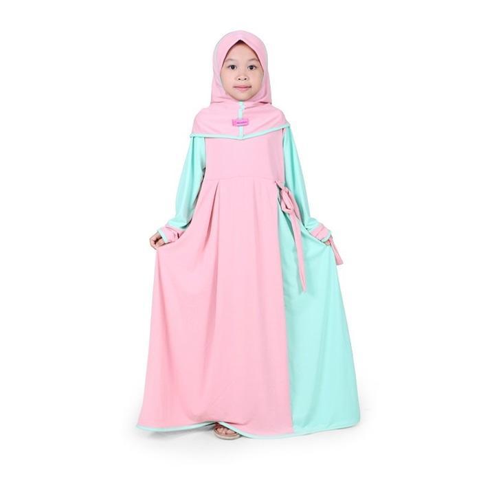 Gamis Baju Muslim Anak Perempuan