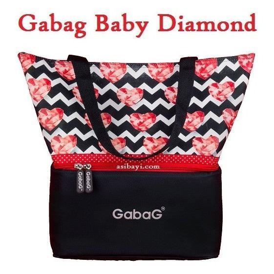 Diskon Gabag Cooler Bag Coolerbag Diamond Tas Penyimpan Asi Asip Thermal Bag Tas Bayi
