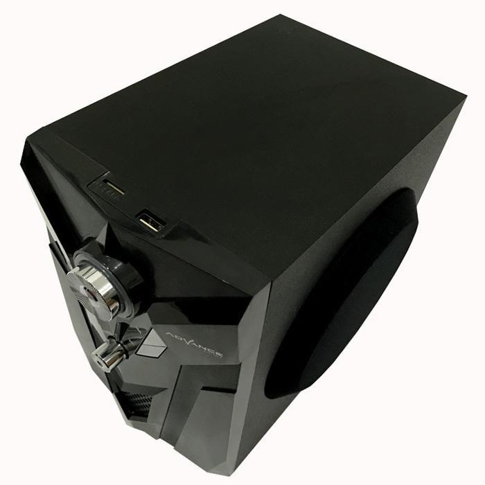 Detail Gambar Popularitas Terlaris Speaker Aktif Speaker ADVANCE M10 BT - T394 Terbaru