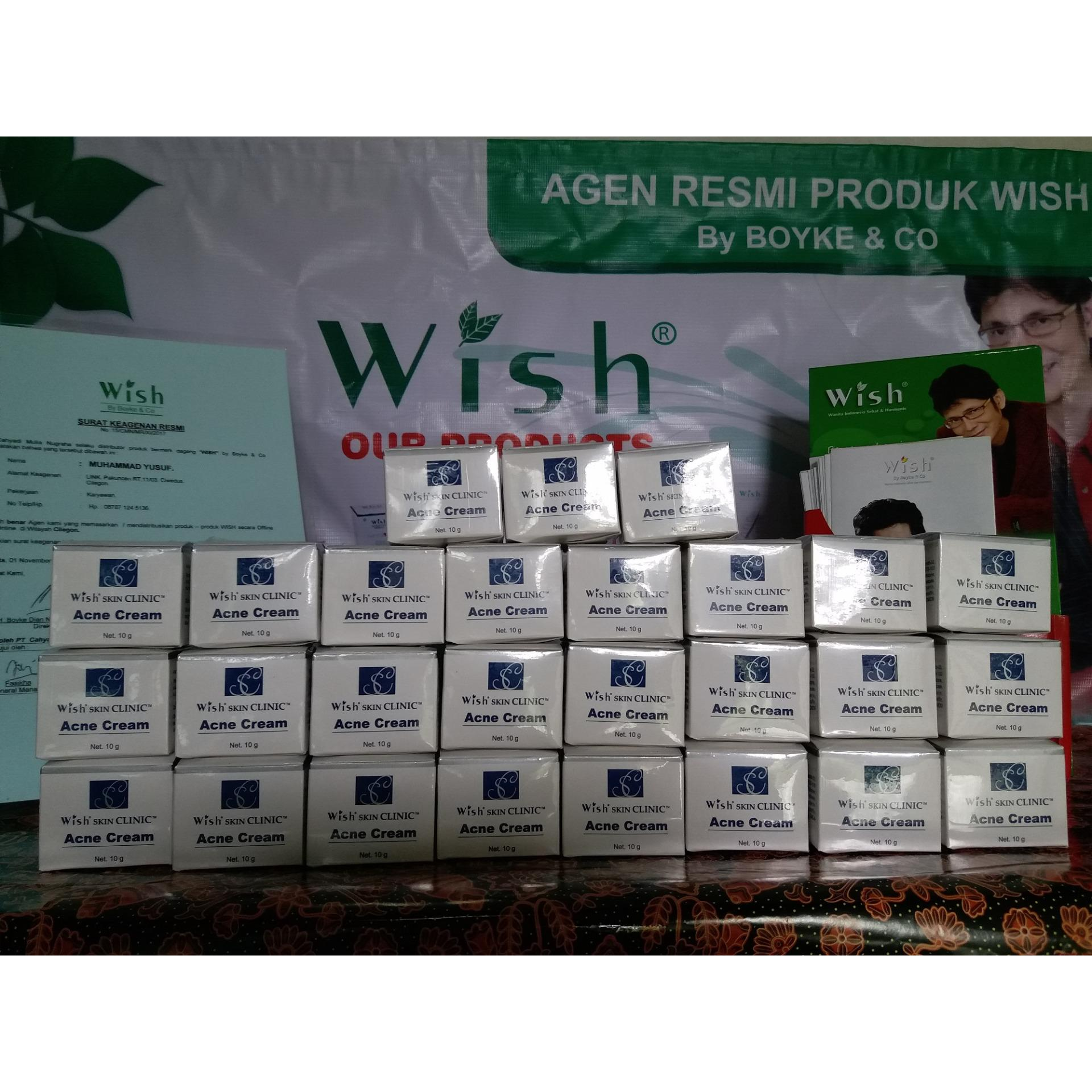 Acne Cream Produk Wish Dokter Boyke