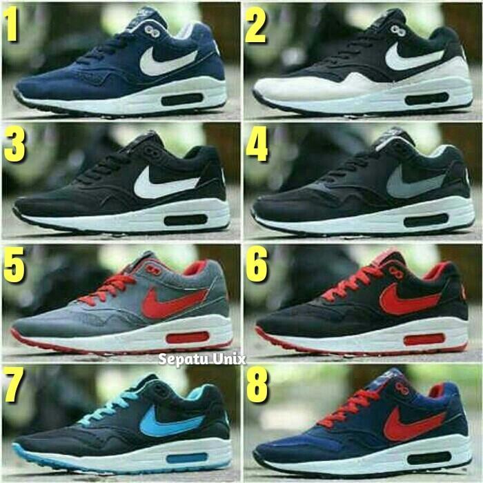 Sepatu Nike Airmax One 1 Man Pria Untuk Cowok Murah Grosir - Wgbpc8
