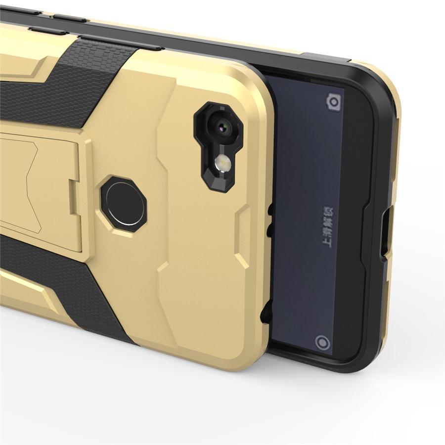 Hot Deals Case Iron Man for Xiaomi Note5A Robot Transformer Ironman Limited - Emas terbaik murah