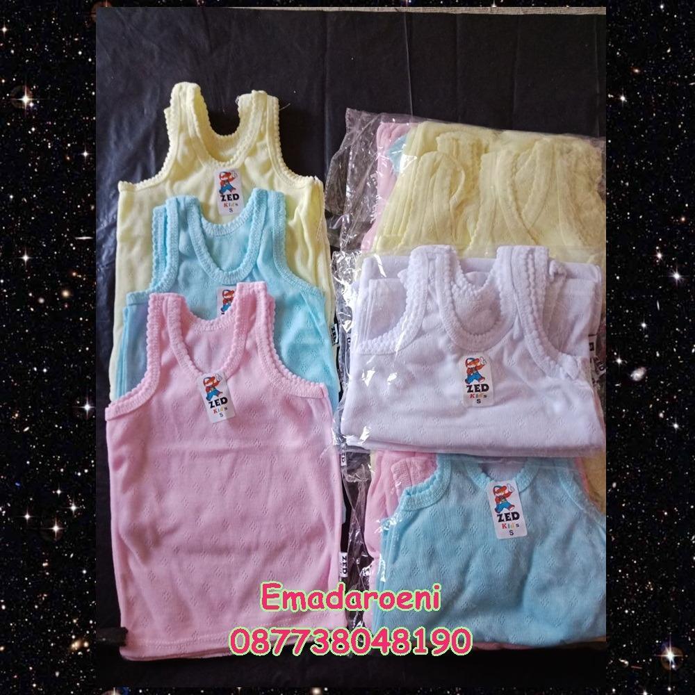 Minime Kaos Dalam Bayi S Putih 3 Pcs Kdm001 Spec Dan Daftar Harga Arsy L Kda007 Satu Lusin Merek Zed