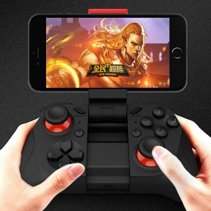 Features Mocute 050 Vr Game Pad Android Joystick Bluetooth