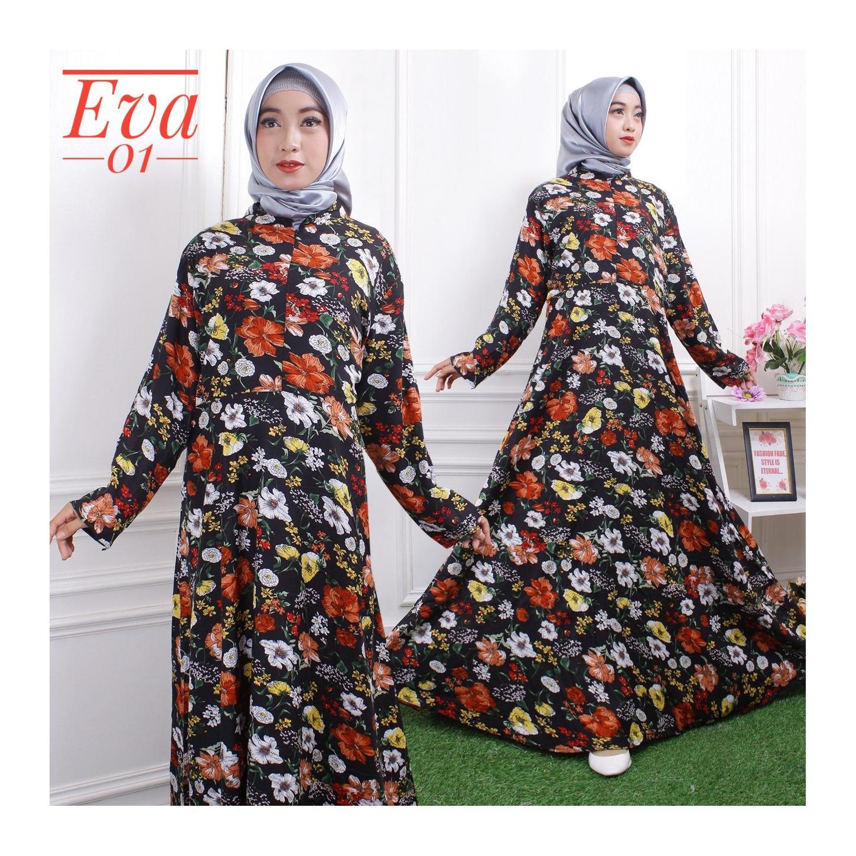 8aa2f5670abe3d1e4ac6f21144154ad9 Koleksi Daftar Harga Long Dress Muslim Motif Bunga Teranyar minggu ini