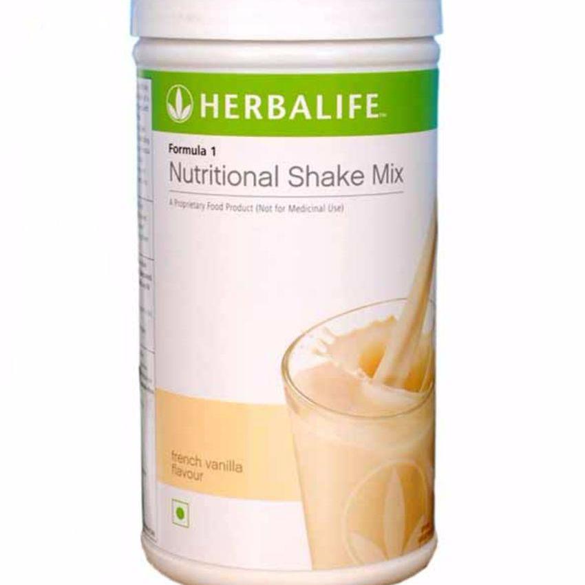 Shake Vanila Herbalife # Pengganti makanan dan pelangsing