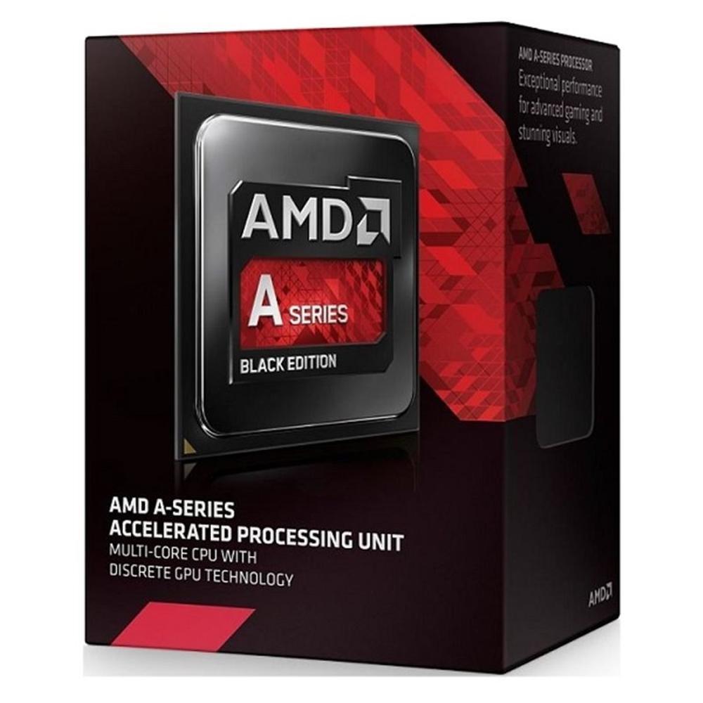 AMD Kaveri A8-7650K (Radeon R7 series) 3.3Ghz Cache 2x2MB 95W Socket FM2+ - AD765KXBJASBX - With 95W Quiet Cooler