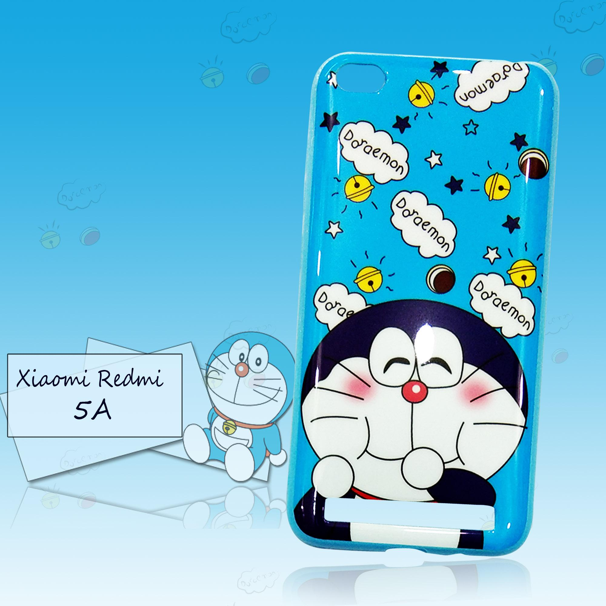 Marintri Case Xiaomi Redmi 5A - New Doraemon Stylish