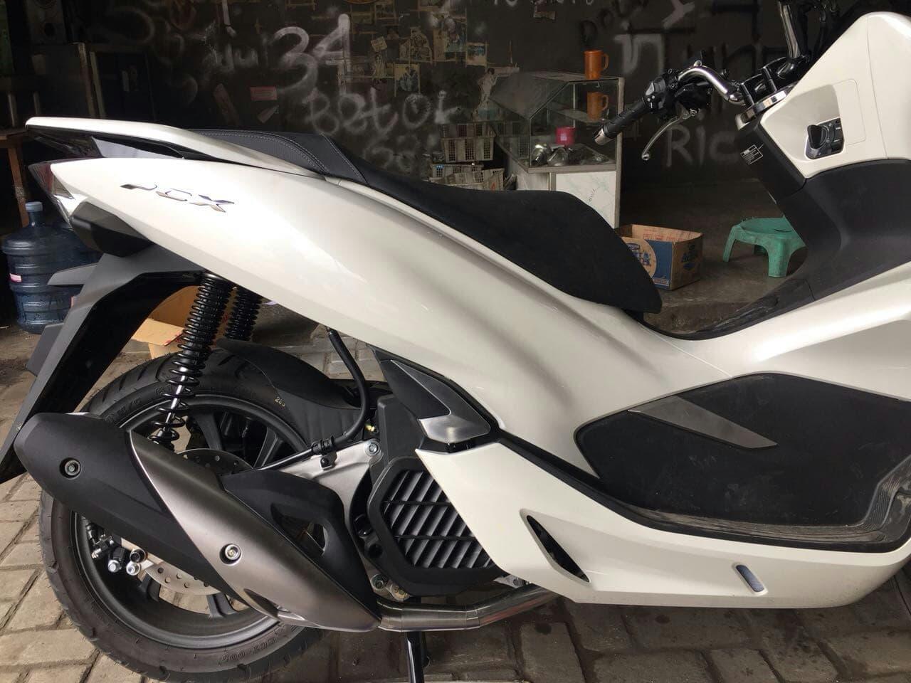 Fitur Knalpot Racing Bobokan Standar Honda Pcx 150 2018 Ag Tech Matic Mio J Gt Merk Csr Detail Gambar Best Seller Terbaru