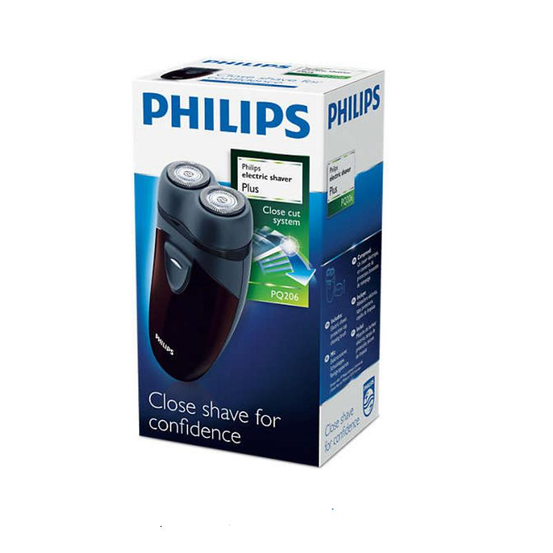 Philips Shaver Alat cukur Kumis & jenggot - PQ206 .