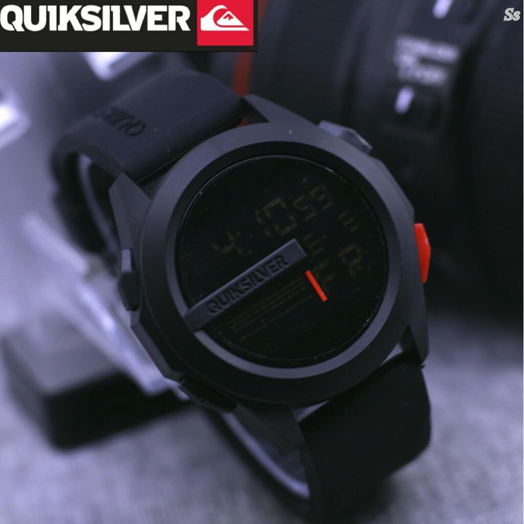 Jam tangan Pria sport elegant quicksilver3010