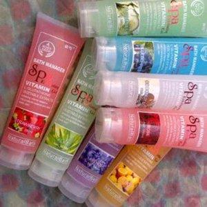 BODYSHOP PEELING GEL BATH / SPA BODYSHOP
