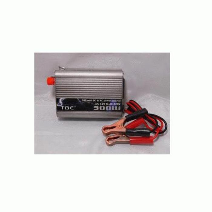 ORIGINAL - Jual Power Inventer DC 12V to AC 220V TBE 300 Watt with USB Port