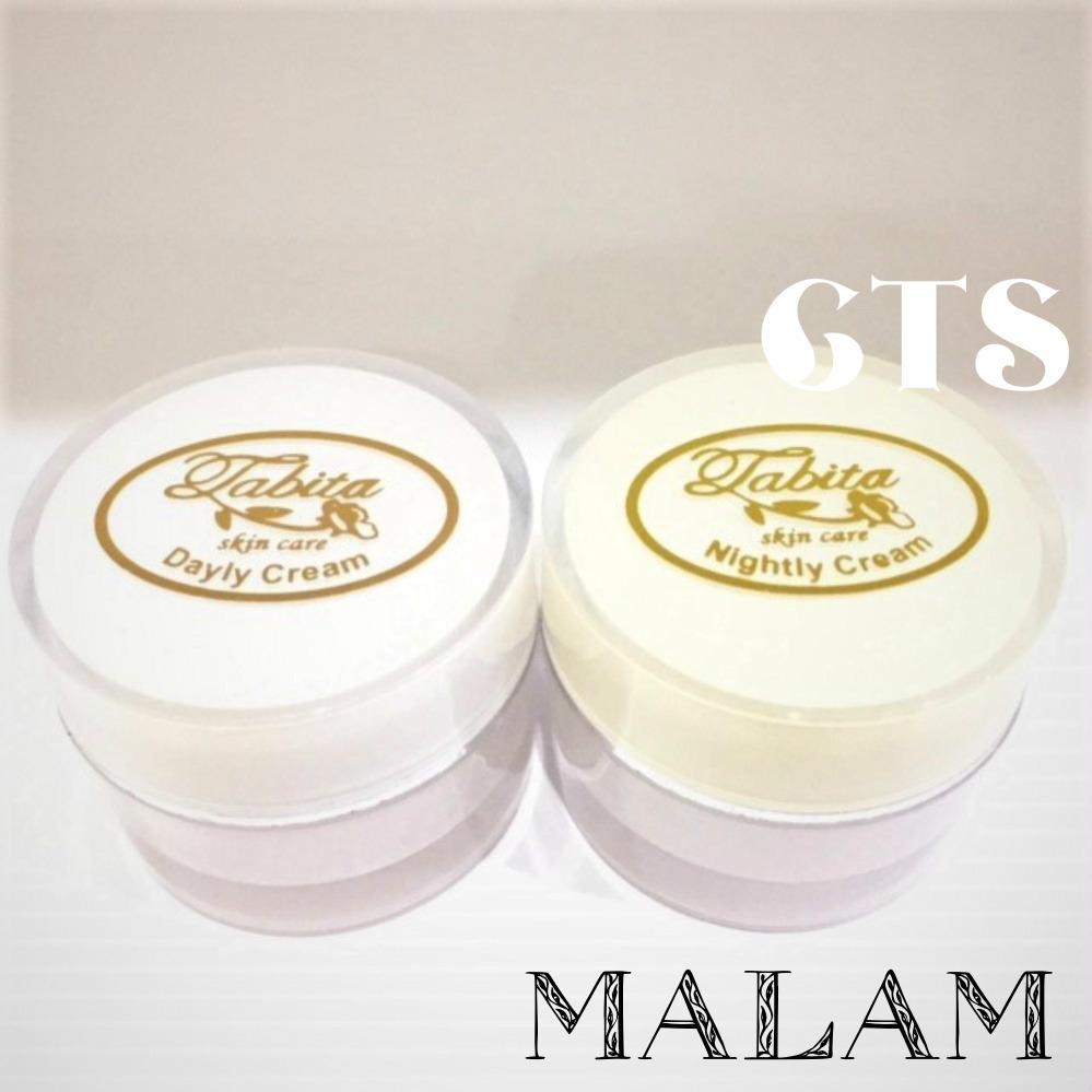 Skin Care TABITA ORIGINAL Kemasan MALAM 20gr - CTS