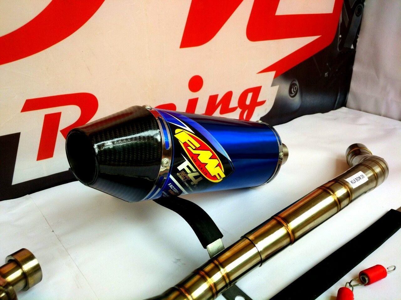 Kelebihan Knalot Racing Mobil Remus Blue Series High Quality Muffler Knalpot Js Klx 150 Fmf