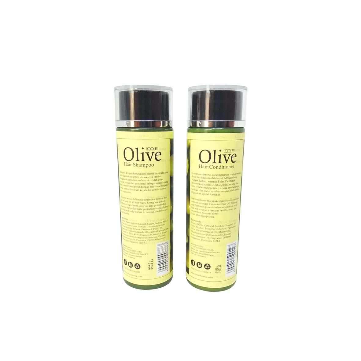 Fitur Paket Olive Hair Shampoo Dan Conditoner Harga Terbaru Makarizo Energy Conditioning Extract 170 Ml Detail Gambar