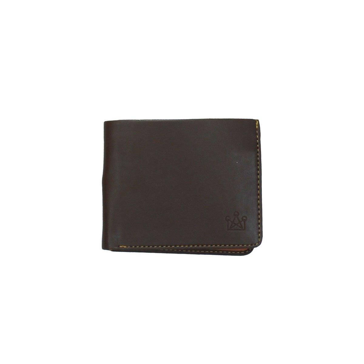 Wallet Screamous Jumoke#3 Brown