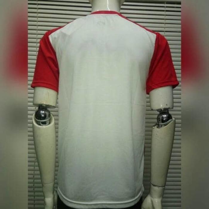 Detail Gambar Kaos Badminton / Bulutangkis Yonex Y30 Djarum White Terbaru