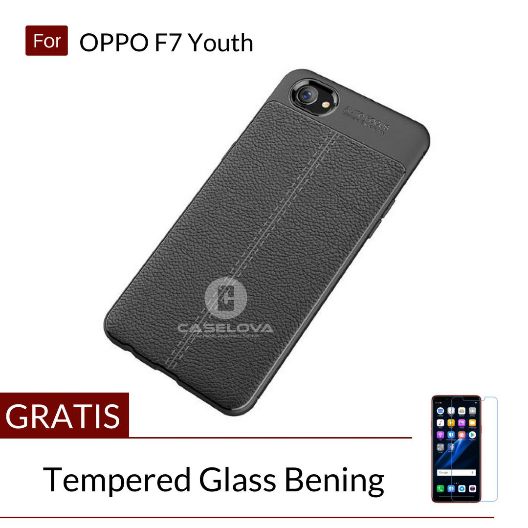 Caselova Ultimate Experience Shockproof Premium Quality Hybrid Case For Oppo F7 Youth ( 6.0 inch )