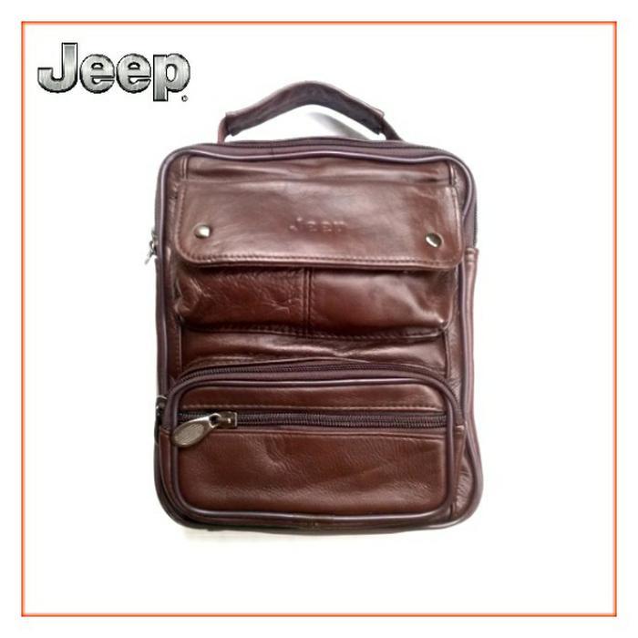 Kelebihan Jm 01 Tas Jeep Messenger Selempang Kulit Pria Premium ... 37cc564a73