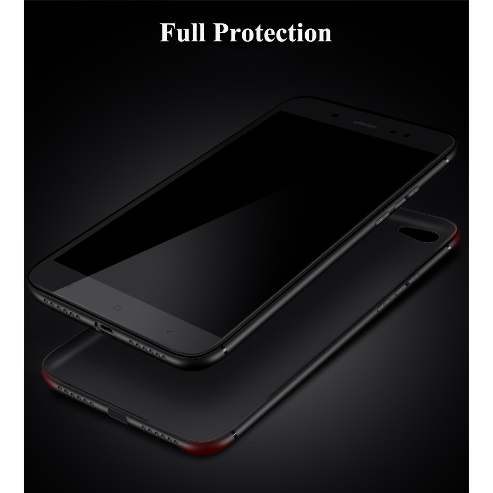 ... Caselova Anti Fingerprint Premium Quality Ultraslim Soft Matte Hybrid Case for Xiaomi Redmi Note 5A Standar
