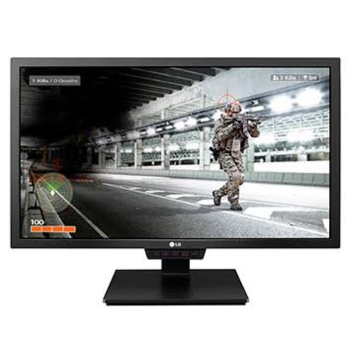 Detail Gambar Monitor LED LG 24GM79G 1MS 144HZ Gaming FULL HD Terbaru