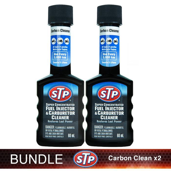 STP [BUNDLE] 2 x MOTOR CARBON CLEANER 60 mL