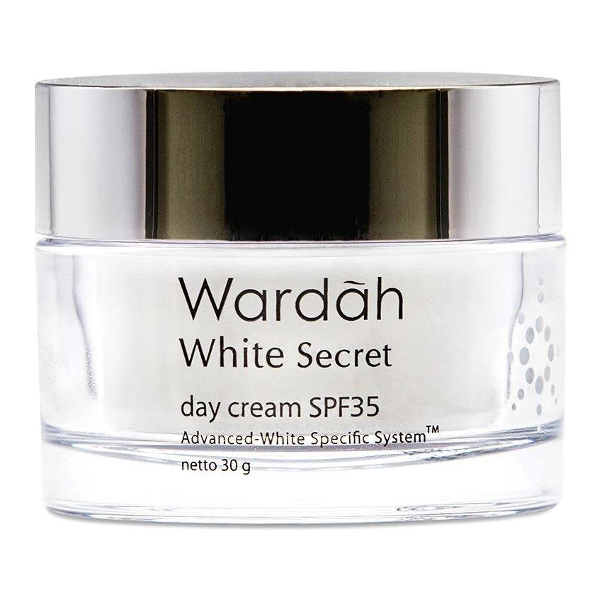 Wardah White Secret Day Cream SPF 35 - 30gr