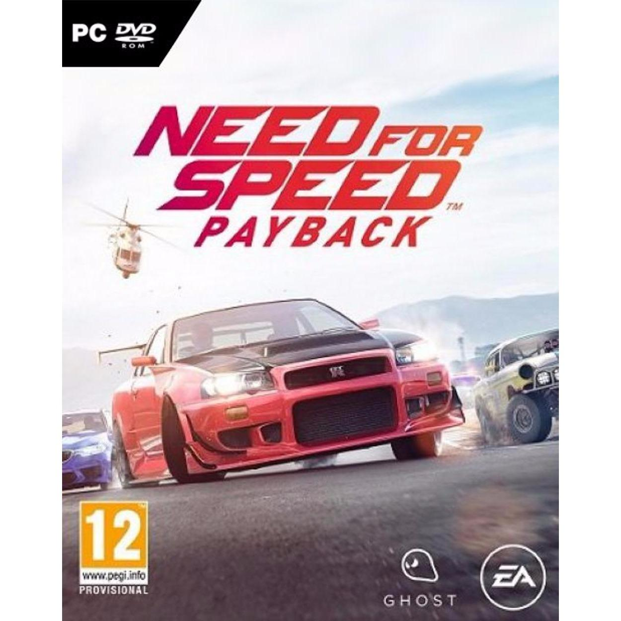Need For Speed Payback Full Offline PC