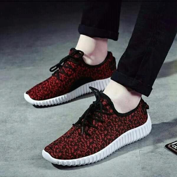 Nisashoes Sepatu Kets Yz sepatu wanita / sepatu pria