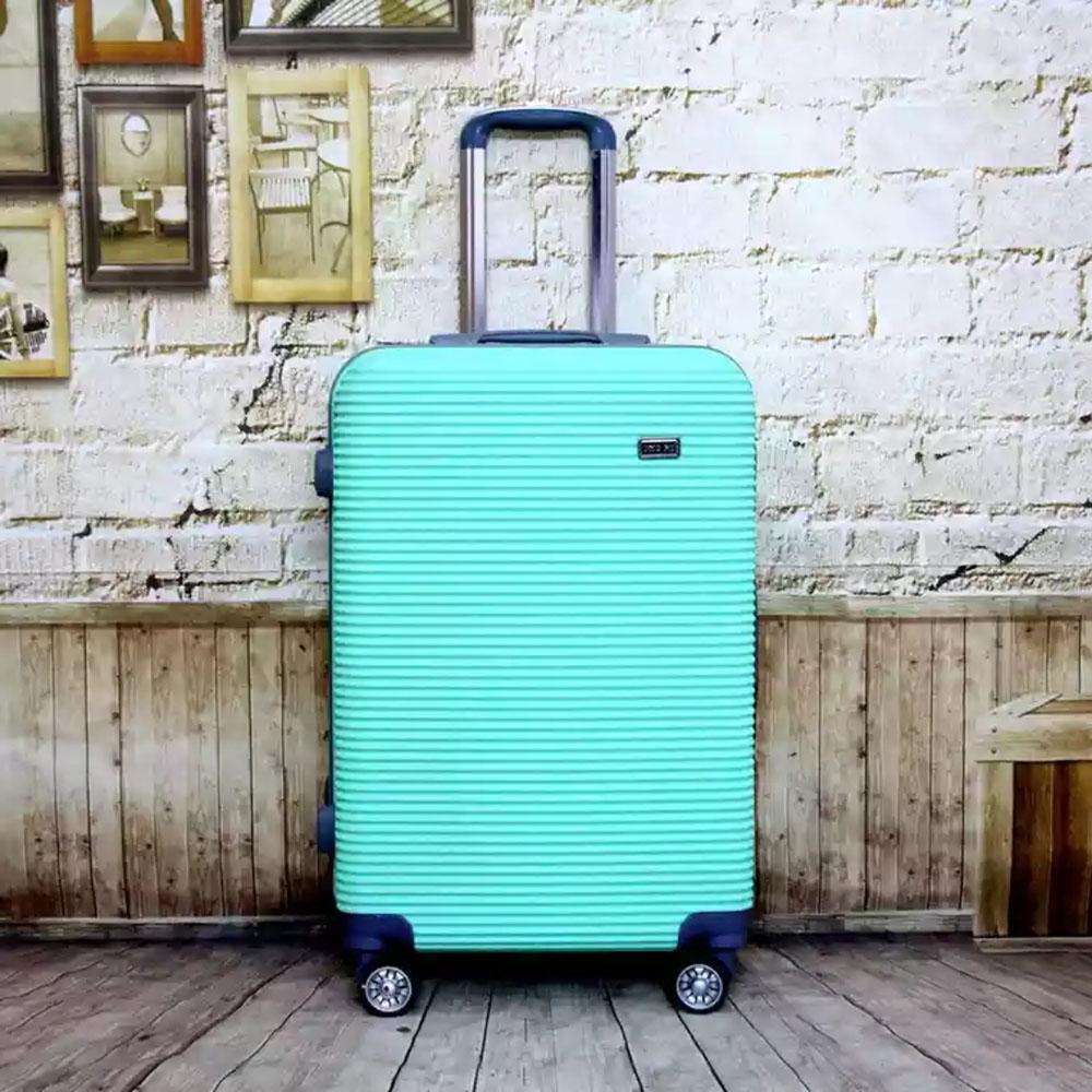 ... Polo LOVE Koper Hardcase Luggage 20 Inchi 403-20 Biru Waterproof - 3 ...