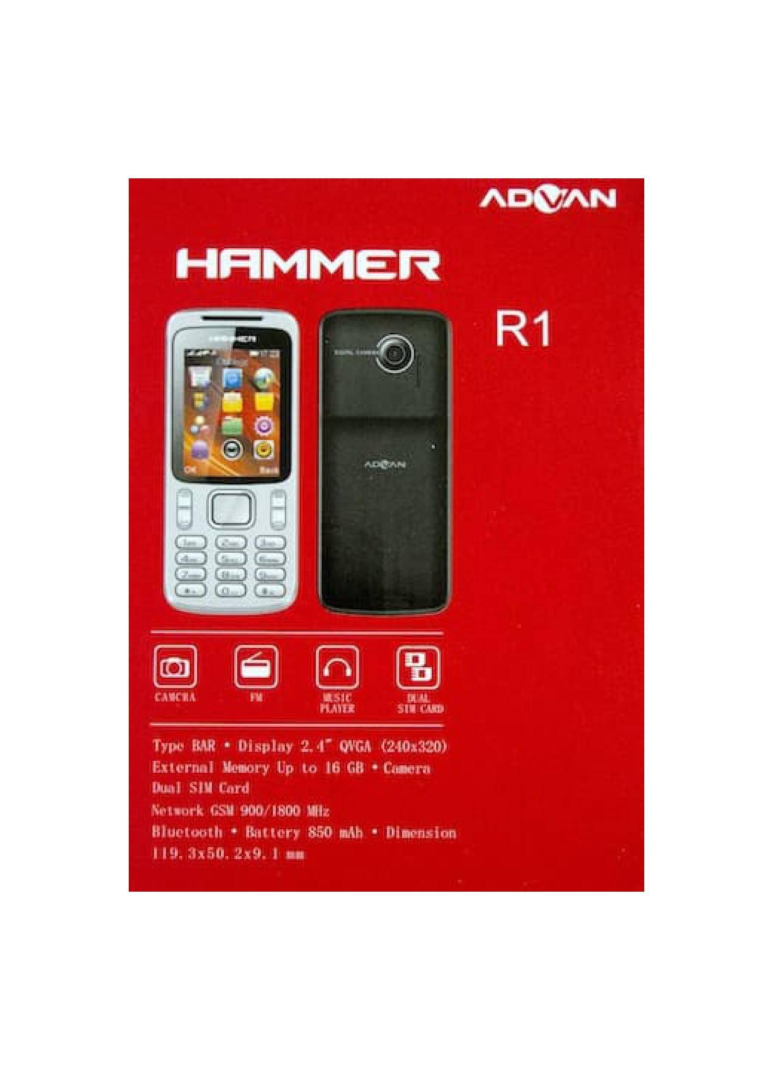 Advan HP R1S