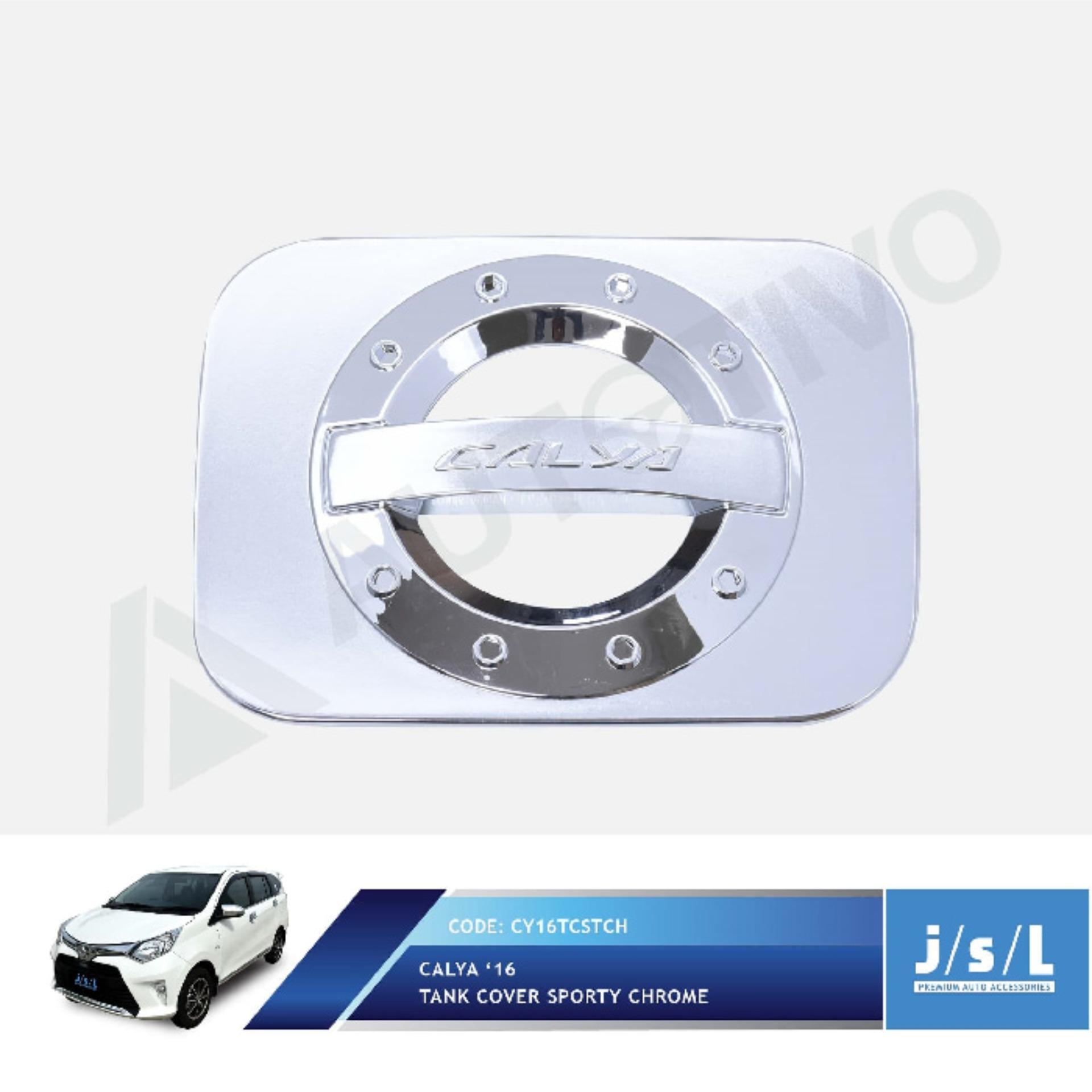 Harga Jsl Tank Cover Luxury White Ertiga Otomotif Terbaru Source toyota calya cover .