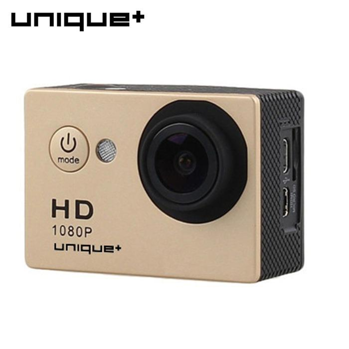 Cuci Gudang Unique Action Camera Full Hd 1080 P 12 Mp Action Camera 12 Mp