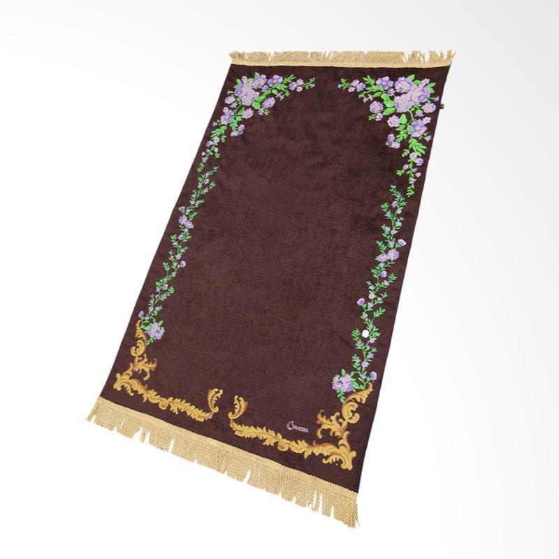 SYAHEERA Kashmir Motif Bunga Sajadah