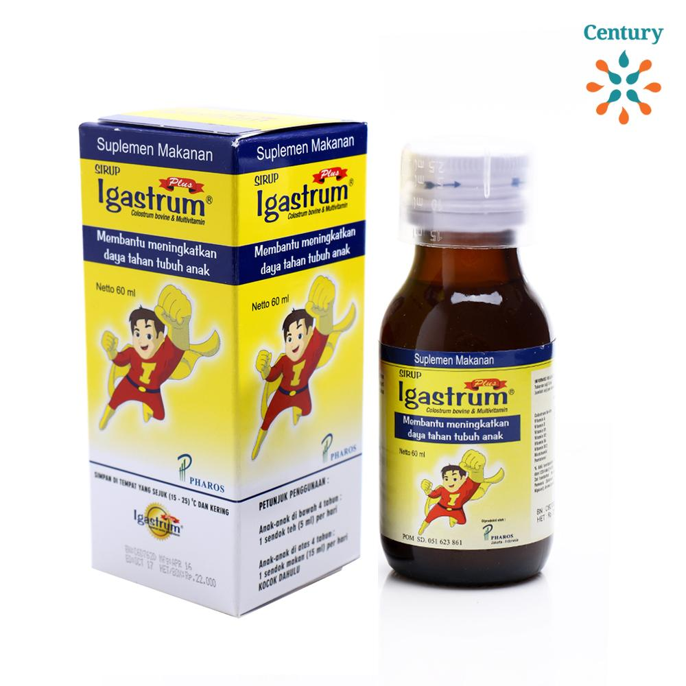 Sea Quill Kids Plus Syrup 220 Ml Multivitamin Anak Susah Makan Source · IGASTRUM PLUS SYRUP