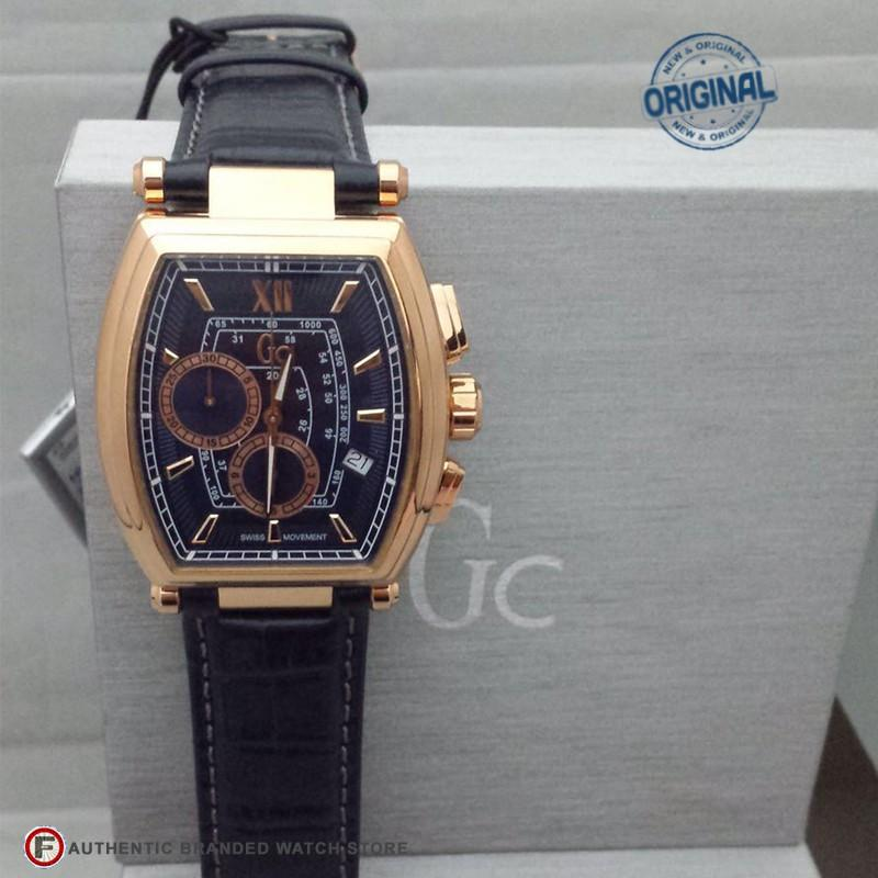 JAM TANGAN PRIA ORIGINAL GC RETROCLASS Y01004G7