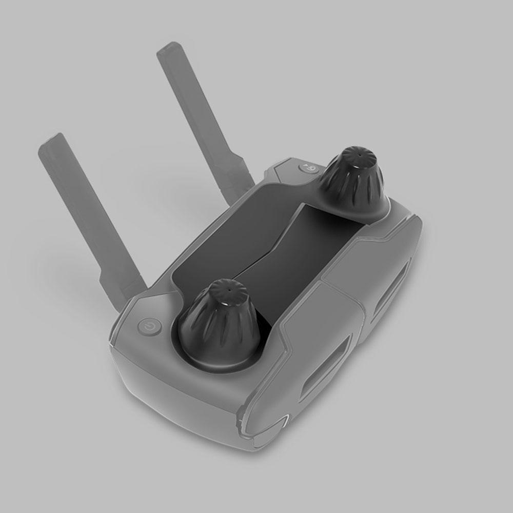 ... Thumb Sticks Holder Joystick Cover Lightweight ABS Black Lock Guard for DJI Mavic Pro Spark -