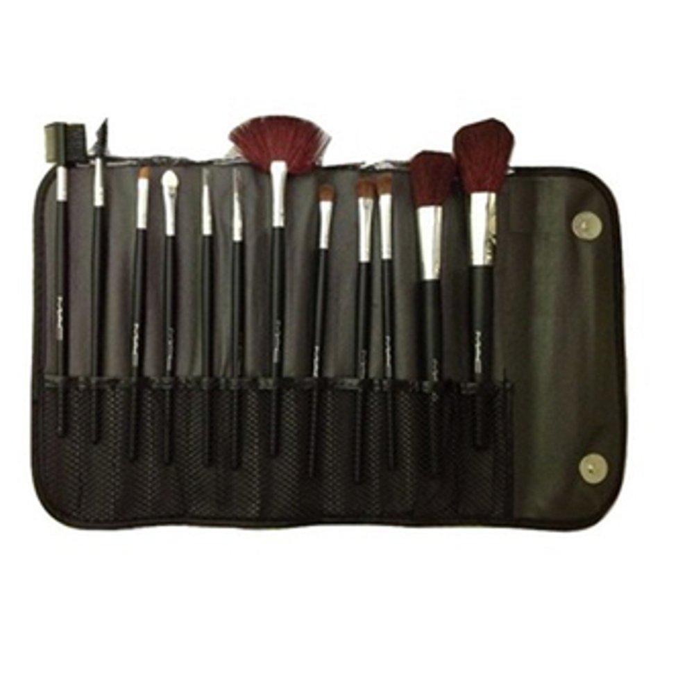 Kehebatan Magideal 6 Pcs Pro Kuas Make Up Kosmetik Lipstik Bedak Cosmetic Brush 11 Set With Pouch Polkadope 12