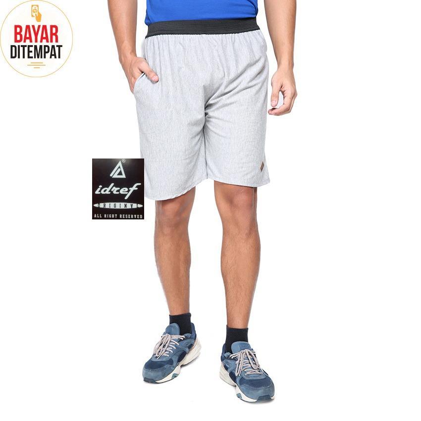Pria Celana Olahraga Celana Santai Kolor Termurah dan Kelebihan Kekurangan Source celana pendek .