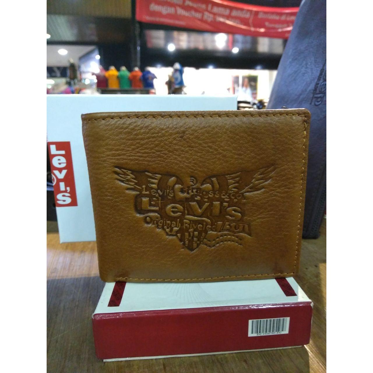 Dompet pria kulit produk asli garut