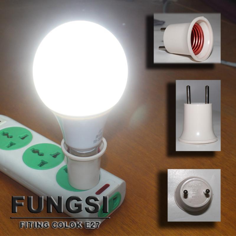 EELIC LFC-SL3W LAMPU SIP LITE CAHAYA TERANG BOHLAM LAMPU LED GLOBE .