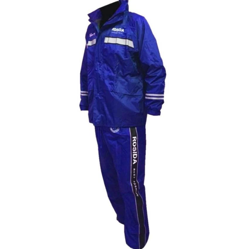 Harga Rosida Jas Hujan R882 Sporty Blue Branded